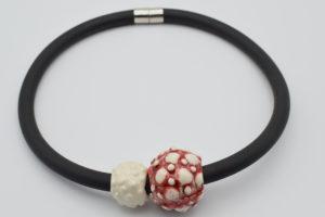 collier ceramique comète amelie bertheas